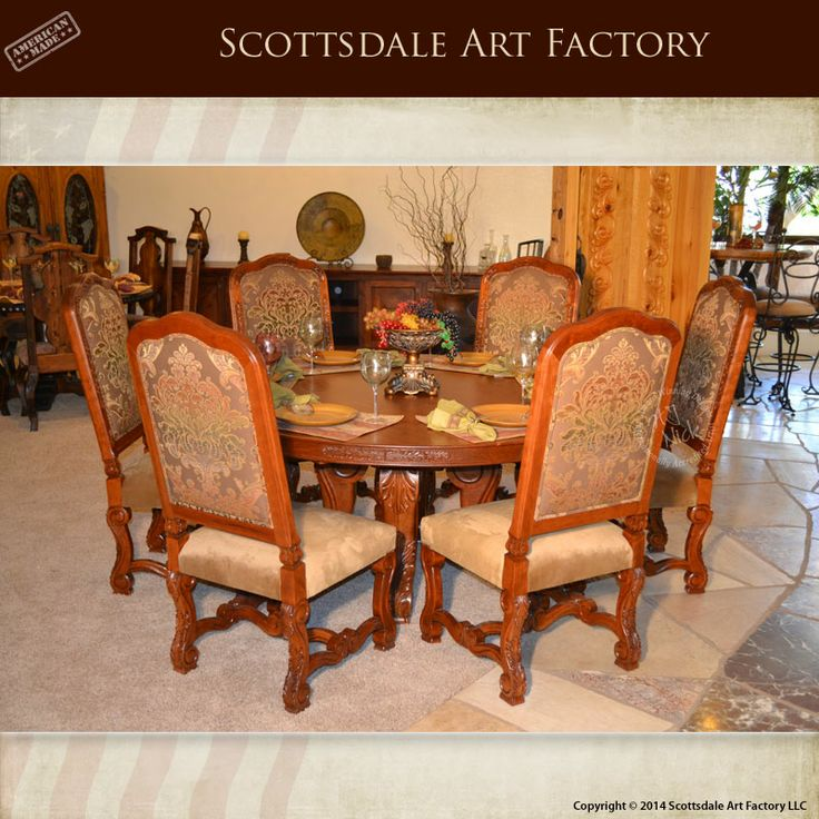 Cherry Wood Dining Table Custom Dining Room Table And Chairs Handmade By Master Level Craftsmen