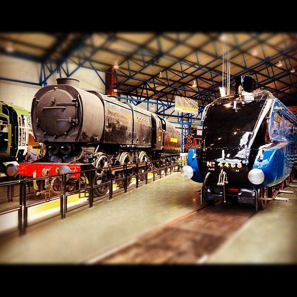 National Railway Museum in York, North Yorkshire