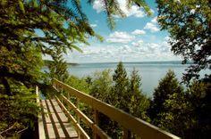 Parc national de Miguasha - Parcs Québec - Sépaq