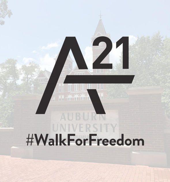 A21 Walk for Freedom set for Saturday in Auburn - Opelika Auburn News