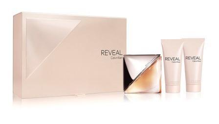 Calvin Klein - Reveal gaveæske 100 ml EDP 100 ml BL 100ml SG. - Kvinder