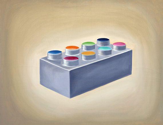 beige,grey,blue,orange,pink,green,red,yellow,colorful,Lego,Lego art,Lego painting,Art for kids,lego decor,Lego Block, Lego Wall Art,lego,