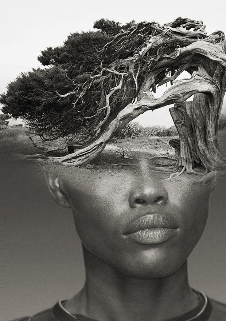 THE TREE, ANTONIO MORA (aka mylovt) ~ a Spanish artist who ...