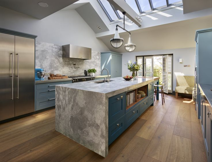 28 Best Roundhouse Blue Kitchens Images On Pinterest  Bespoke Awesome Blue Kitchen Design Inspiration