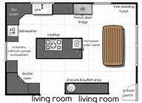 Image result for kitchen floorplan