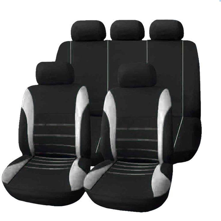 9 Set Volledige Stoelhoezen voor Auto Crossovers Hoge Kwaliteit Universele Beschermen Autostoel Cover Sedans Auto Interieur Styling Decoratie