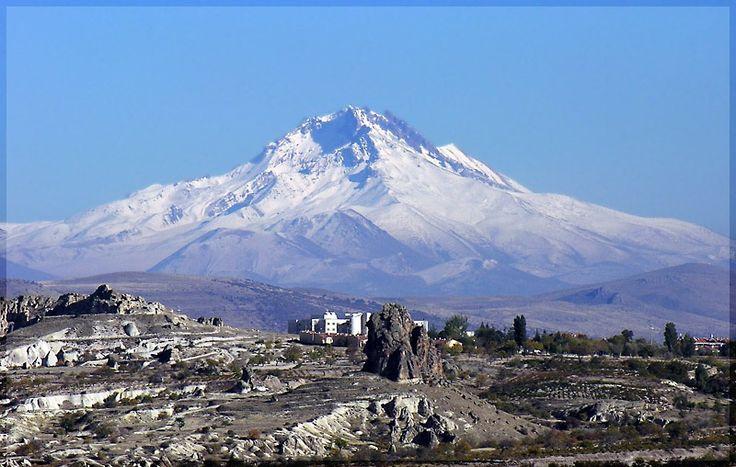 Mt. Erciyes, Kayseri, Turkey
