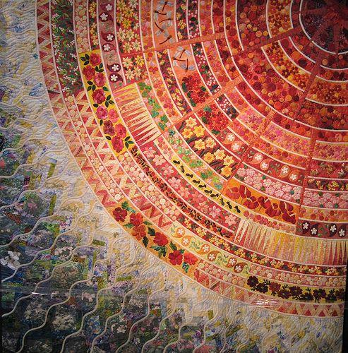 amazing #quilt #textile