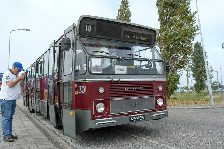 Standaardbus type 1 - GVB - Amsterdam (jaren 60-90)