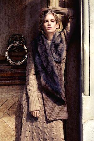 Модные тенденции осень-зима 2015-2016 года: викторианский стиль, готика, этно, бохо, диско | Glamour | Glamour.ru
