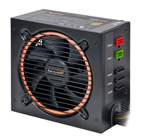 Be Quiet Pure Power L8 CM 730W Modular BN183 Fuente