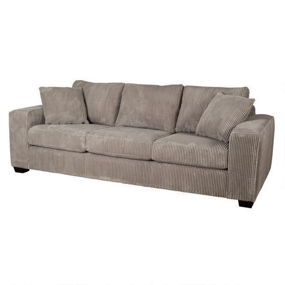 Sophia Furniture Faster Sofa Urban Barn. The Most Comfy