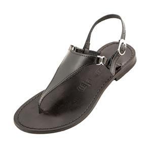 Sandalo Bikini nero da donna n. 38