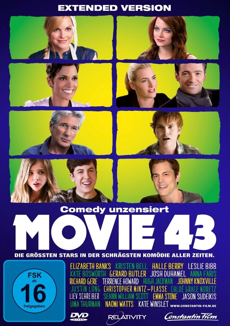 Broken Lullaby's Review: Filmrezension: Movie 43