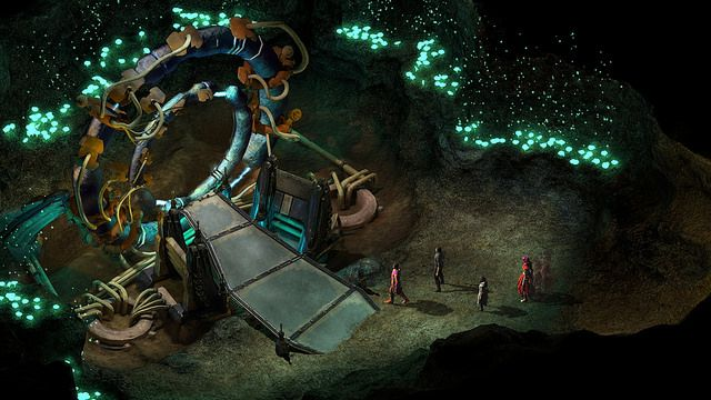 Torment: Tides of Numenera is a Strange RPG Coming to PS4 #Playstation4 #PS4 #Sony #videogames #playstation #gamer #games #gaming