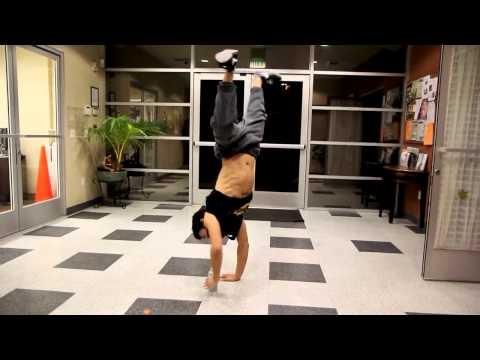 """Quest Crew - """"Handstand Challenge"""""""