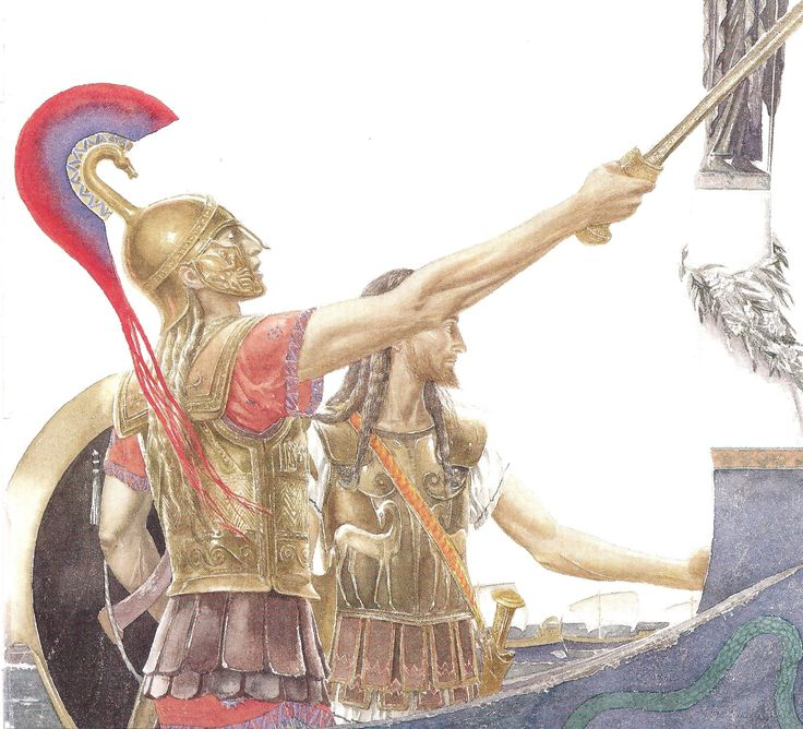 the best warriors in homers the iliad Homers iliad enjoys an  a wealthy trojan kingdom once held out for 10 long years against an armada of greek warriors 1200  the two best candidates for.