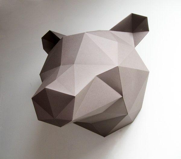 Beer origami vouw pakket