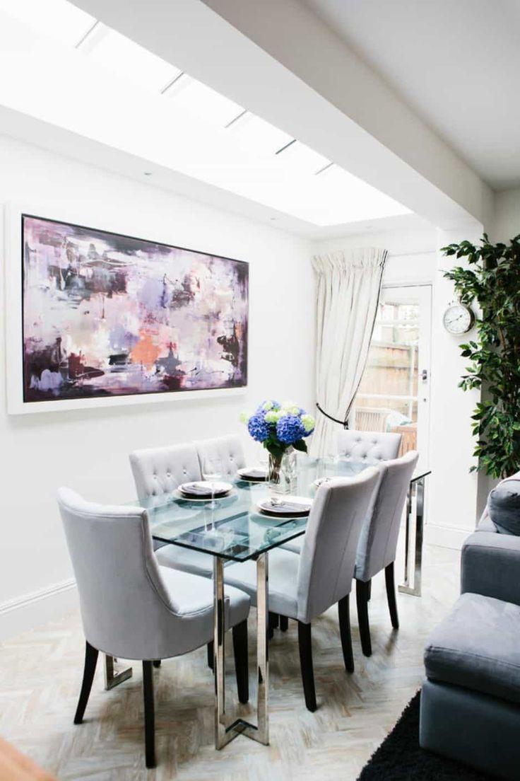 Best 25 Dining Room Furniture Ideas On Pinterest: Best 25+ Glass Top Dining Table Ideas On Pinterest