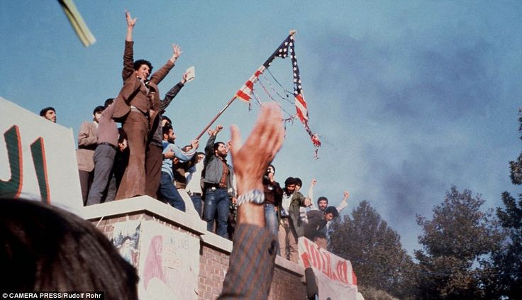 the history of the american embassy in iran in 1979 The hostage crisis in iran on november 4, 1979, iranian militants stormed the united states embassy in tehran and took approximately seventy americans captive.