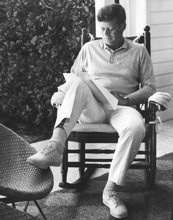 ♛ The Kennedy Family ♛ — theswinginsixties: Jackie Kennedy
