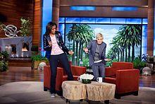The Ellen DeGeneres Show - Wikipedia, the free encyclopedia