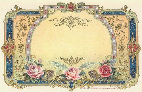 Gorgeous Vintage Labels