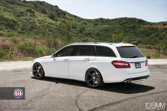 HRE Mercedes Benz AMG E63 Wagon...