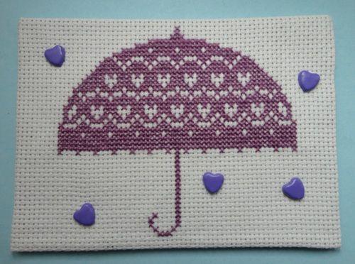 ATC grille commune : parapluie