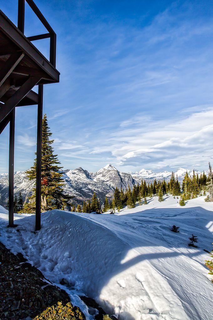 Mount Brown in Glacier National Park | Get Inspired Everyday!
