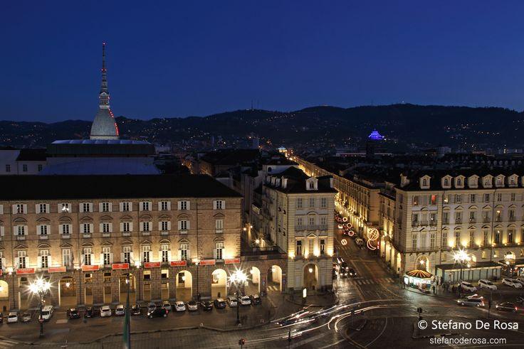 L'ora blu di Torino