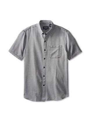 76% OFF Nat Nast Men's Havana Cloth Shirt (Black)