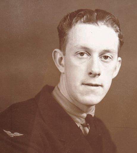 Maxwell Harold Cassidy of the Royal Australian Air Force, who was killed in a training accident in North Battleford, Saskatchewan in 1944.