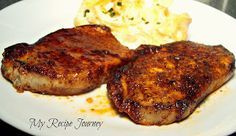 Mexican Pork Chops...a few simple ingredients takes these pork chops 'South of the Border'...we loved these!