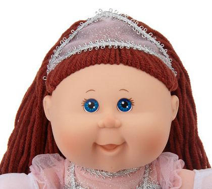 Adorned in fantasy attire, scented like powder, and topped with yarn hair, this Cabbage Patch doll brings a touch of magic to any child's playtime. From Cabbage Patch Kids. QVC.com
