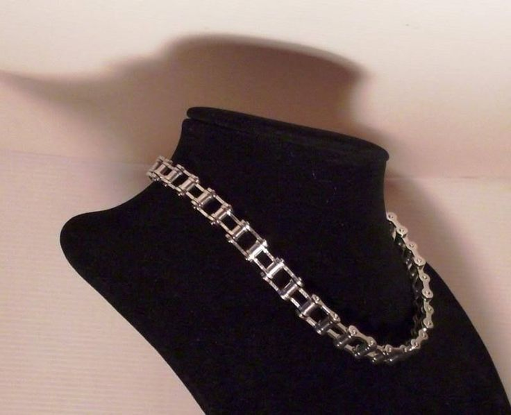 Steel Necklace Chain Stainless Steel Moto Everything must for real bikers