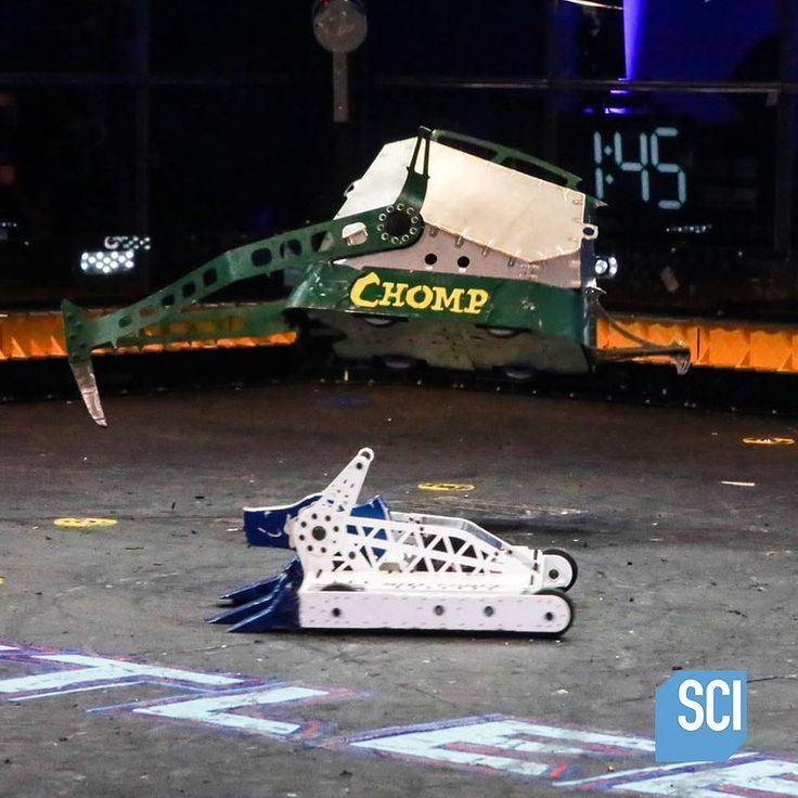 You want more @BattleBots? Tune into the @ScienceChannel tonight at 7 pm for back-to-back episodes!