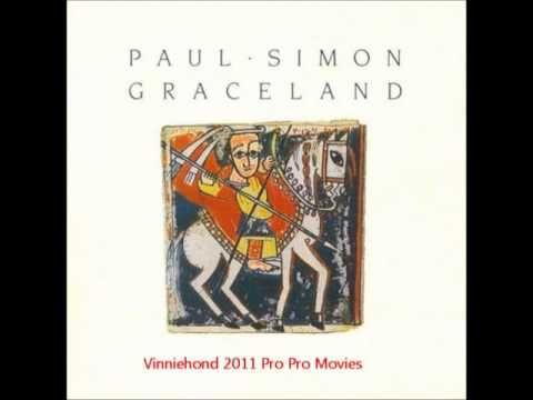 """PAUL SIMON / GRACELAND (1986) -- Check out the """"I ♥♥♥ the 80s!! (part 2)"""" YouTube Playlist --> http://www.youtube.com/playlist?list=PL4BAE4D6DE43F0951 #1980s #80s"""