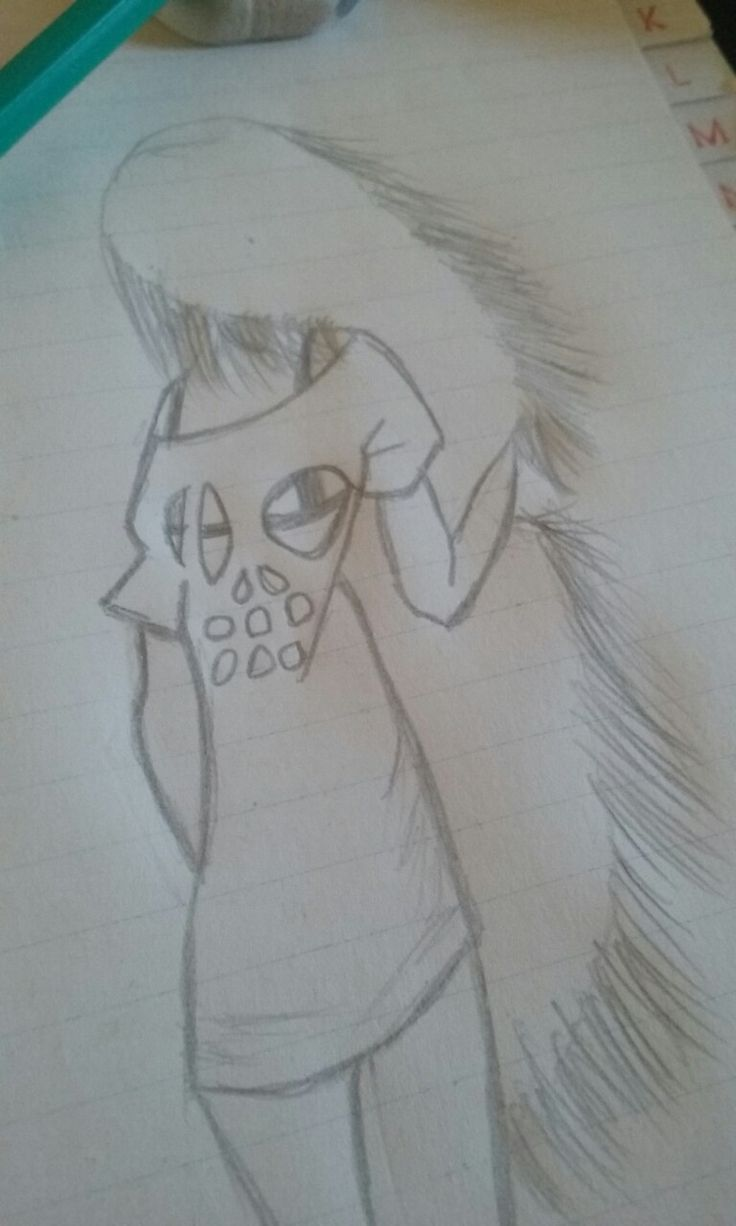 I love drawing!