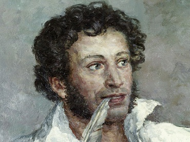 Alexander Pushkin - Russias favorite poet <3