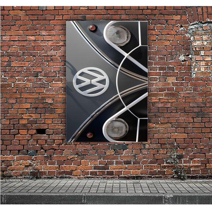 VW MINIBUS VOLKSWAGEN ARTWORK POSTERS