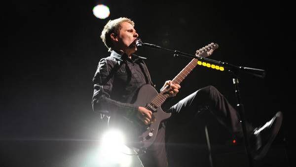 Los ingleses Muse pasaron por Buenos Aires y presentaron su último disco, Drones. (Martín Bonetto)