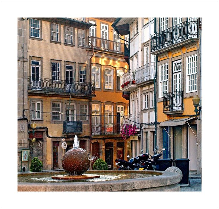Guimarães is one of the most important historical cities of Portugal.