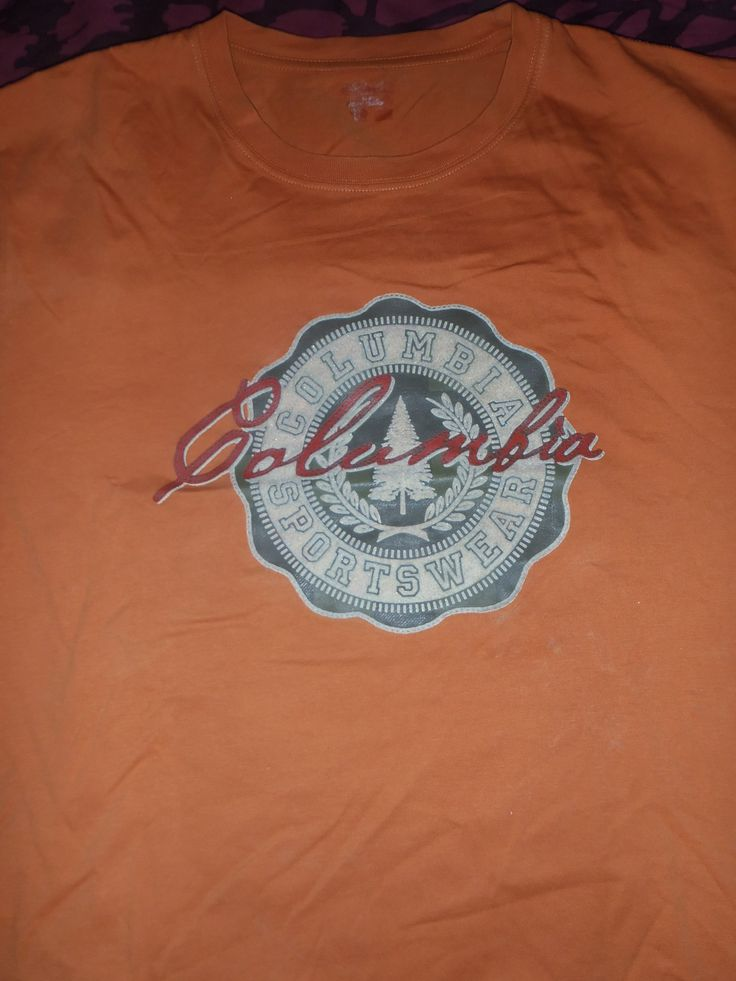 COLUMBIA T-SHIRT 2009-10