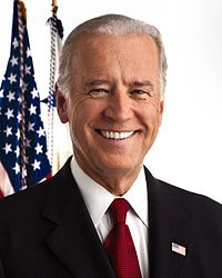 """Joseph Robinette """"Joe"""" Biden, Jr. is the 47th and current Vice President of the United States, jointly elected with President Barack Obama."""