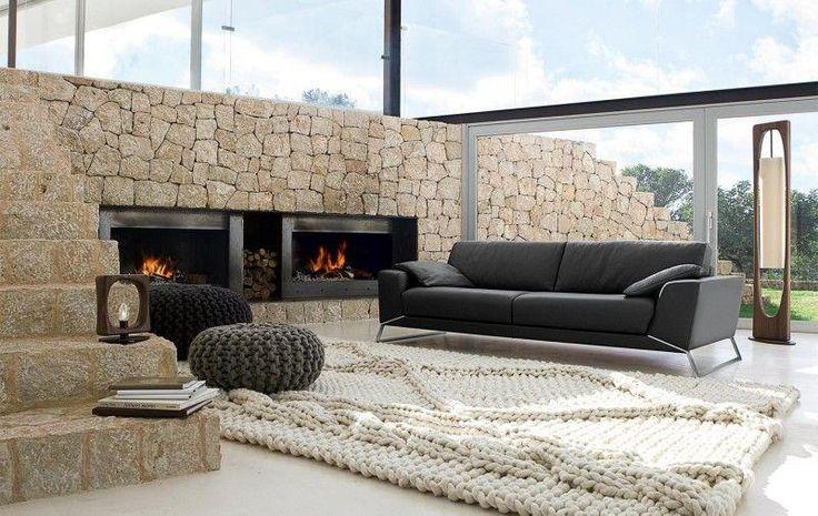 Sofas, sofas and modern sofas by Roche-Bobois