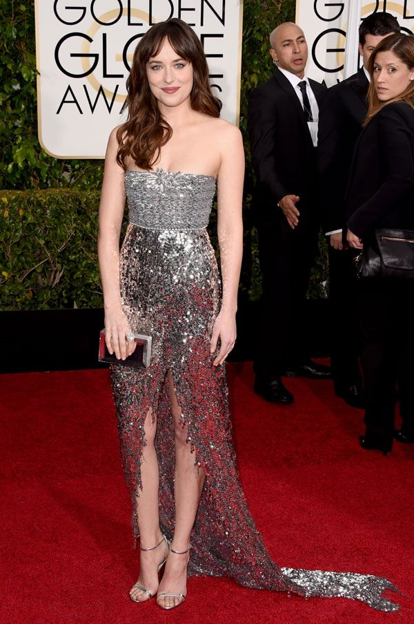 Dakota Johnson Globs de Oro