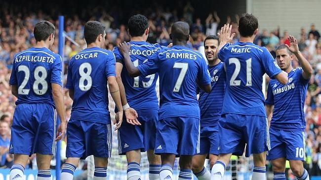 All Chelsea Player & Managers Salaries - http://www.tsmplug.com/football/all-chelsea-player-managers-salaries/