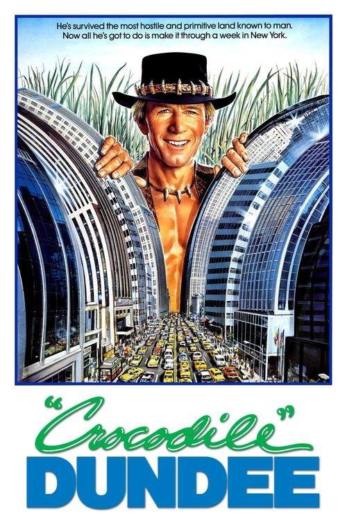 Crocodile Dundee Full Movie Online 1986