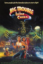 Big Trouble in Little China (1986) - IMDb Second Unit D.O.P.